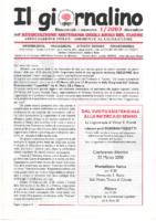 Giornalino n. 1 – 2003