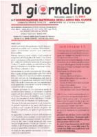 Giornalino n. 2 – 2002