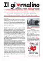 Giornalino n. 3 – 2003